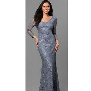 Marina formal sequin dress